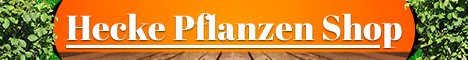 Hecke Pflanzen und Zubehör Tipps & Anleitungen